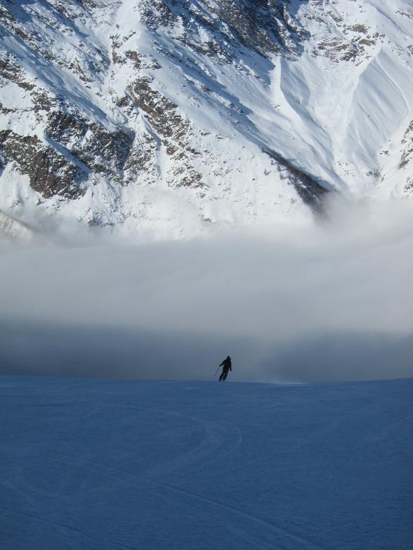 Ski Plattjen, Saas Fee