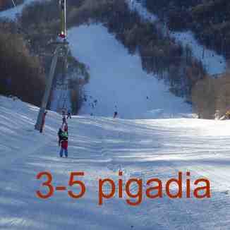 ski time, 3-5 Pigadia