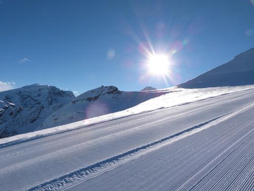 Passo Stelvio Ski Resort by: nico ca