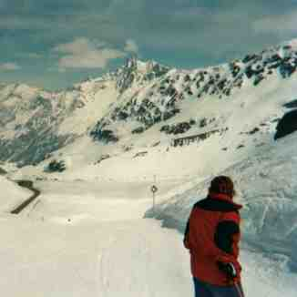 Black Slope, Kaunertal