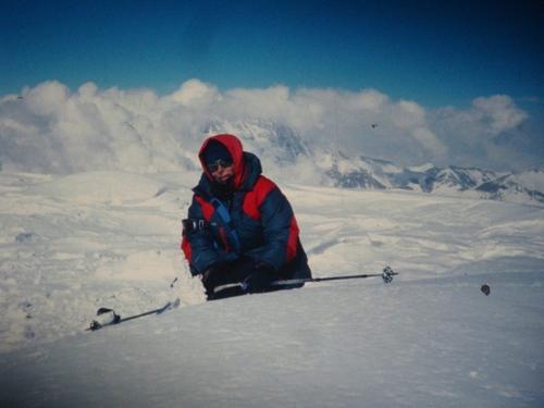 Mount Everest Ski Resort by: Ali Saeidi