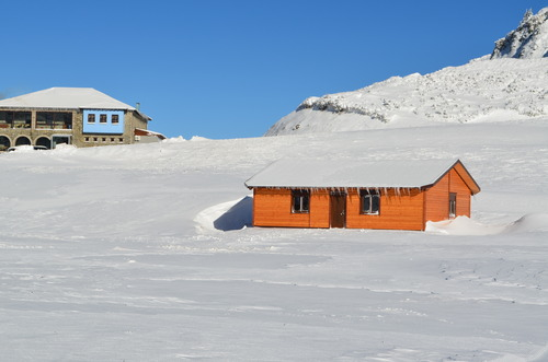 Metsovo Ski Resort Ski Resort by: calahan
