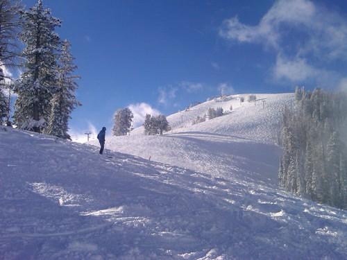 Sun Valley Ski Resort by: David Boock