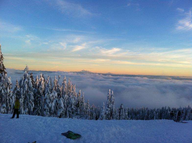Heaven, Mt Seymour
