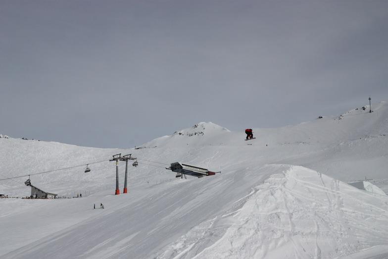 Jatz Park, Davos