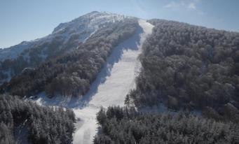 Lailias Ski Center Serres Greece