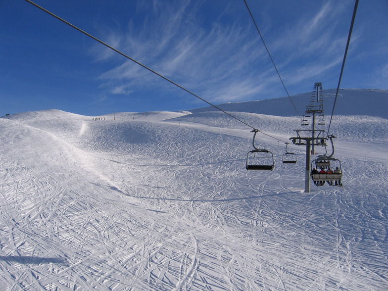 Ad'H Tracks, Alpe d'Huez