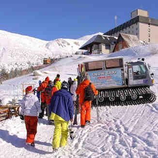 To the Snow Cab, Brezovica
