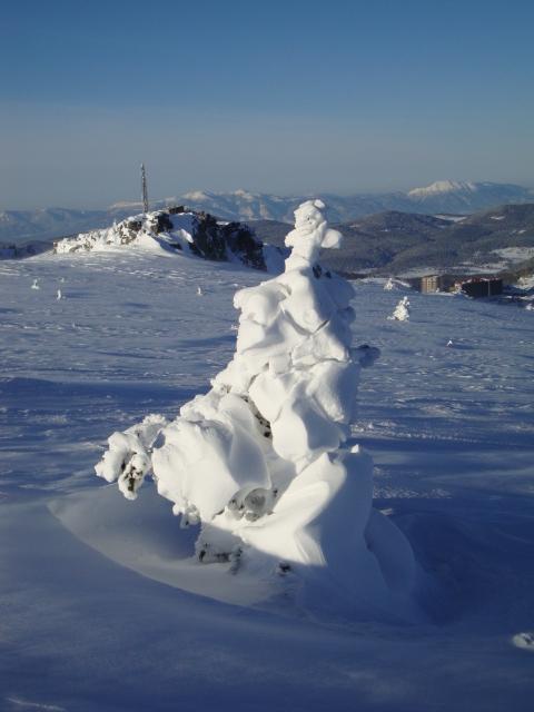 snow art, Kartalkaya