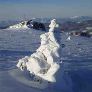 snow art, Kartalkaya