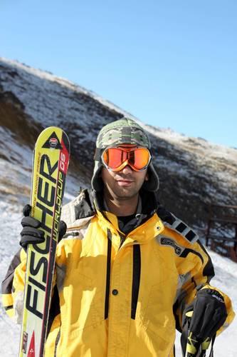 Tarik Darreh Ski Resort by: SOROUSH