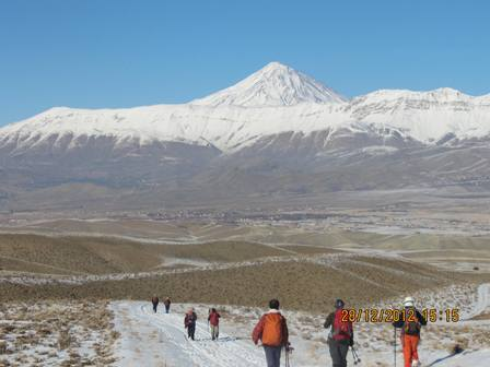 damavand photo:by  sotoudeh, Mount Damavand
