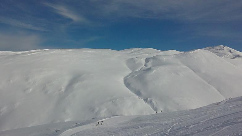 ski route 24, Mt Parnassos-Kelaria