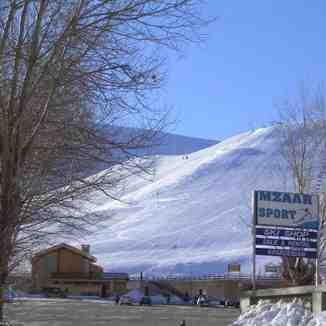 Faraya-mzaar, Mzaar Ski Resort