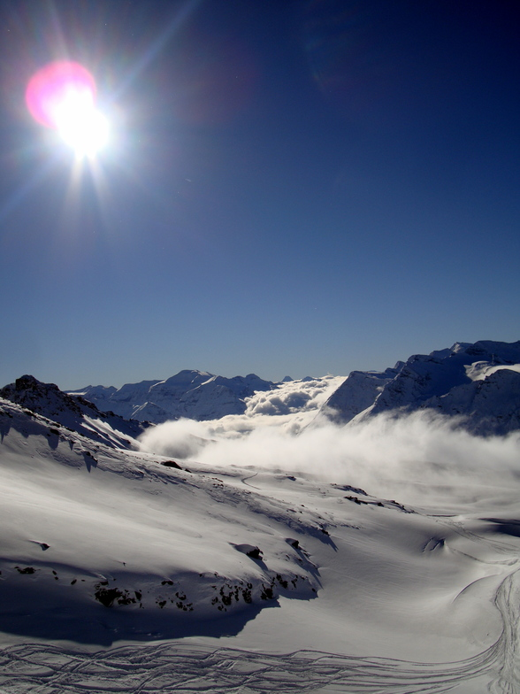 Paradise, Val d'Isere