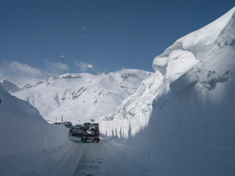Pr visions de neige bulletins de neige conditions de neige - Webcams pas de la casa ...
