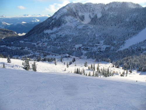 Sasquatch Mountain Resort Ski Resort by: Marty McKinney