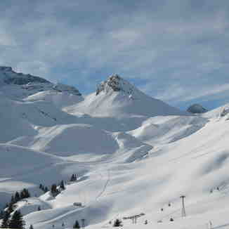 The landscape calls you......, Adelboden