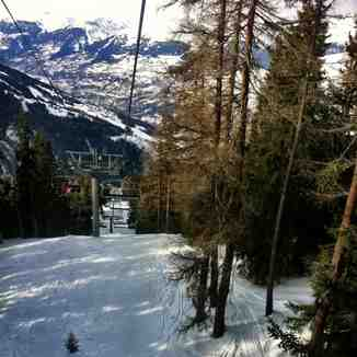 Peisey Vallandry Ski lift, Peisey/Vallandry