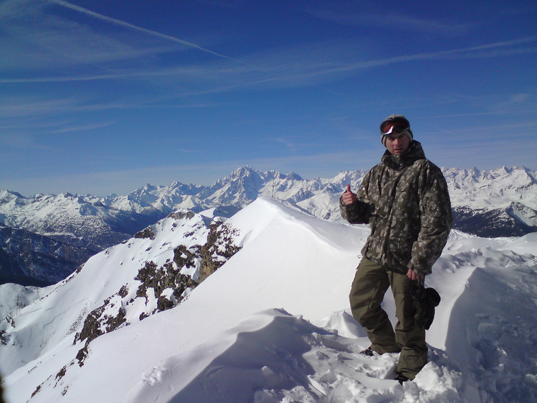 On top of the world, Pila
