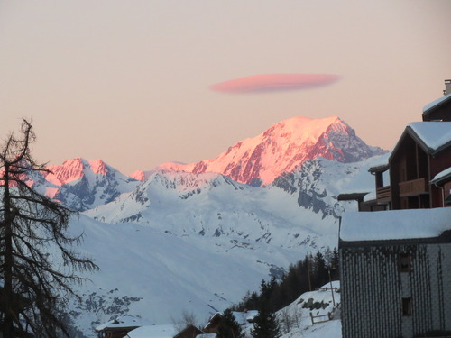 Peisey/Vallandry Ski Resort by: Helen