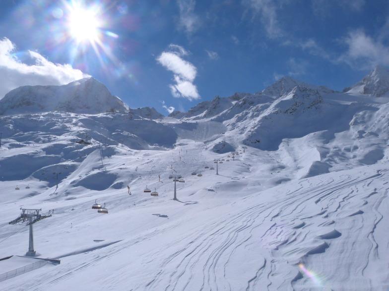 stubai, Stubai Glacier