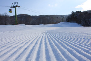 Kamui corduroy, Kamui Ski Links photo