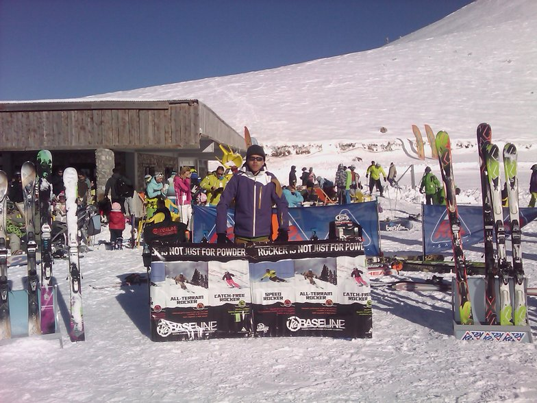 K2 Original Rockers Area, Kalavryta Ski Resort
