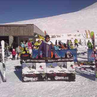 K2 Original Rockers Area, Kalavryta Ski Resort