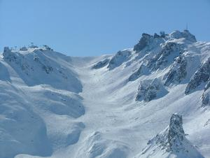 Top of Courchevel 1850 photo