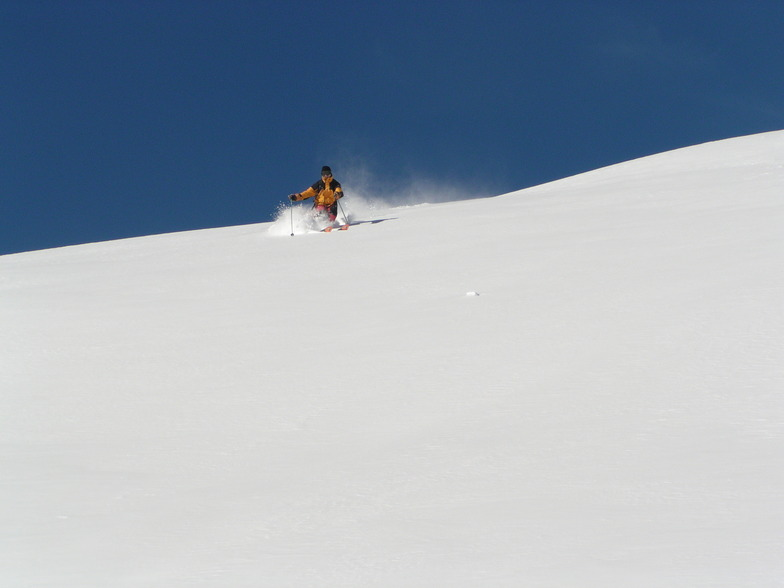 Who said that...., Pyrenees Heliski
