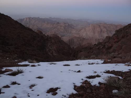 Jabal Katherina Ski Resort by: Tamer AbdulRahman