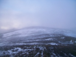 Knockmealdown top run., Knockmealdown (Knockmealdown Mts) photo