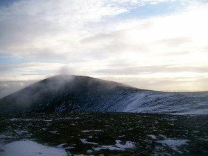 Knockmealdown north face from Knockmoylan., Knockmealdown (Knockmealdown Mts) photo