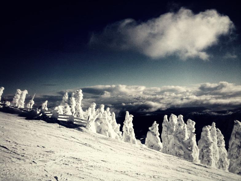 Simply amazing, Mount Washington