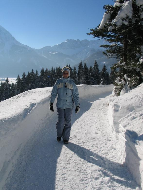 Panoramaweg, Panorama Mountain Resort