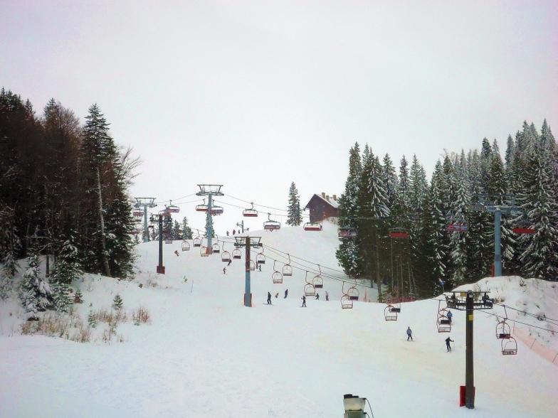 Ski lift Poljice, Jahorina