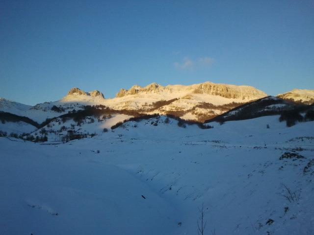 Lunada snow