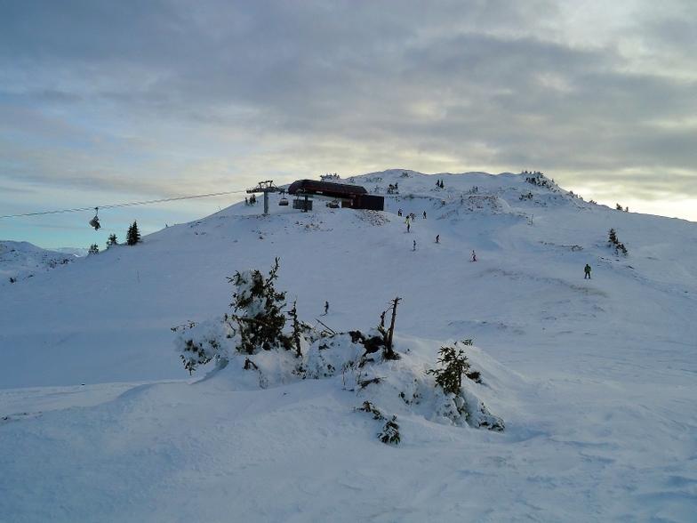 Vrh Jahorine (Ogorjelica), Jahorina