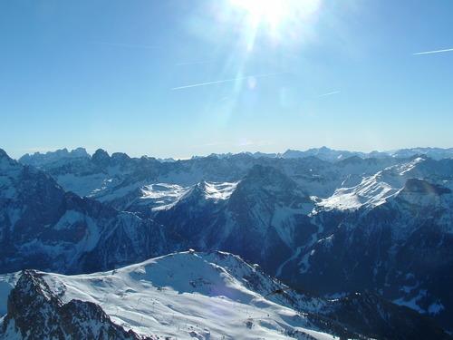 Alba di Canazei Ski Resort by: ronanmelia