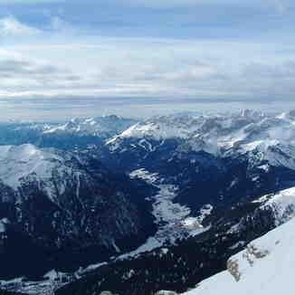 Val di Fassa, Campitello