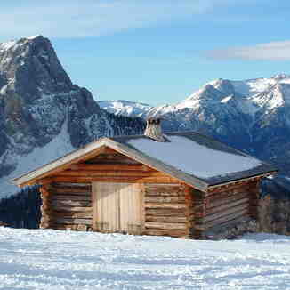 Log Cabin, Champoluc