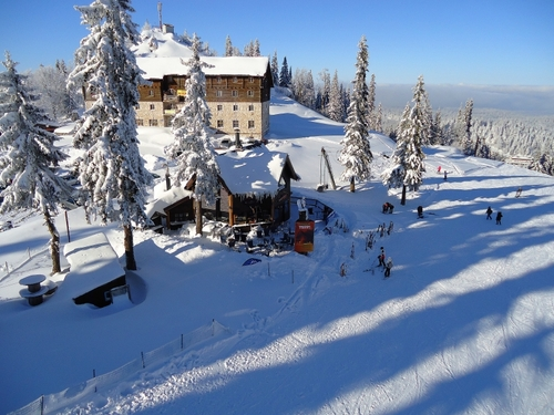Jahorina Ski Resort by: Segi