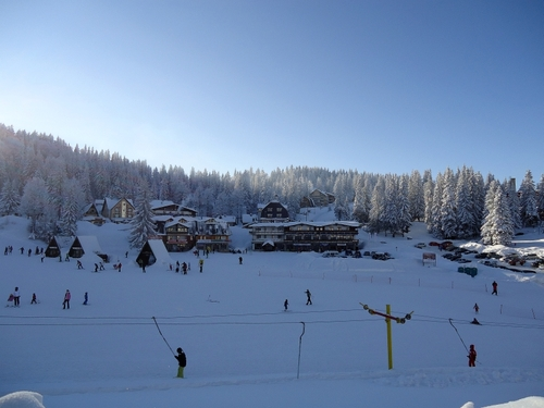 Jahorina Ski Resort by: Segi