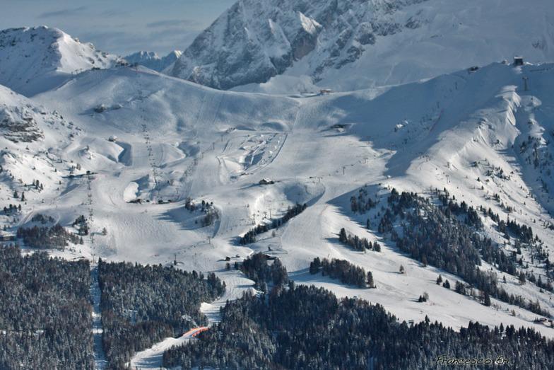 Belvedere ski area - Dolomiti.com.au - Italy, Canazei