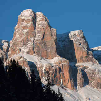 the beauty of the Dolomiti, Canazei
