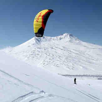 Erciyes Snowkite Paradise, Erciyes Ski Resort