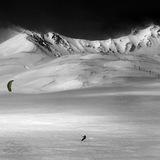 Snowkite Erciyes, Turkey