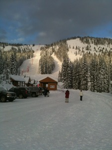 Manning Park Late Afternoon, Manning Park Resort photo