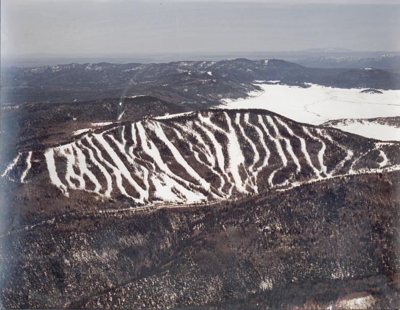 Pajarito Mountain Ski Area snow
